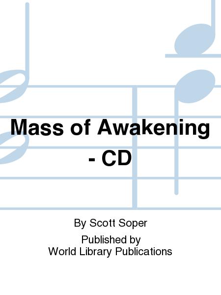 Mass of Awakening - CD