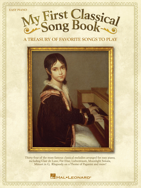 My First Classical Song Book