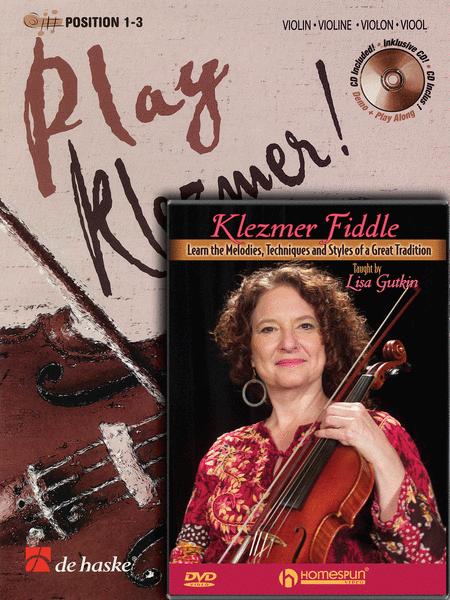 Play Klezmer - Violin/Fiddle Bundle Pack