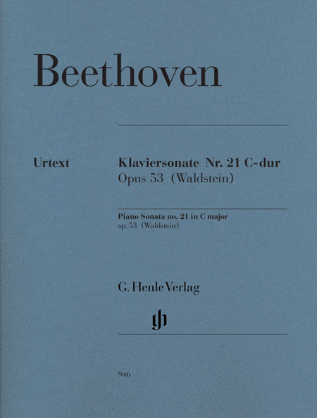 Ludwig van Beethoven - Piano Sonata No. 21 in C Major, Op. 53 (Waldstein)
