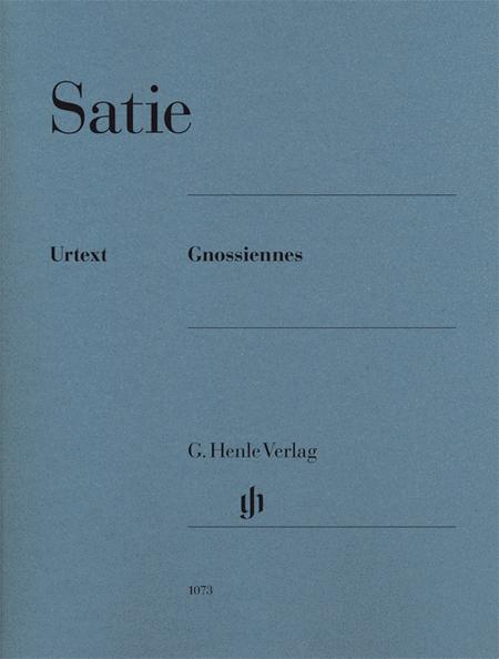 Erik Satie - Gnossiennes