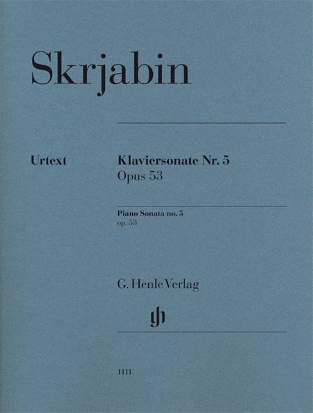 Piano Sonata No. 5, Op. 53