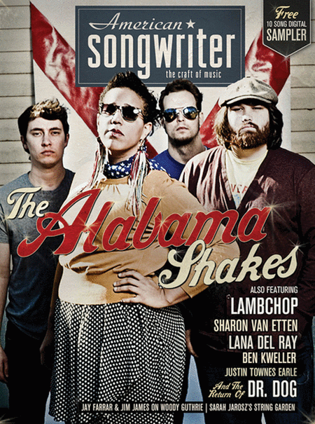 American Songwriter Magazine - March/April 2012