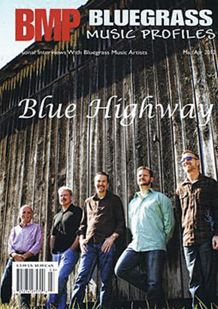 Bluegrass Music Profiles Magazine - March/April 2012