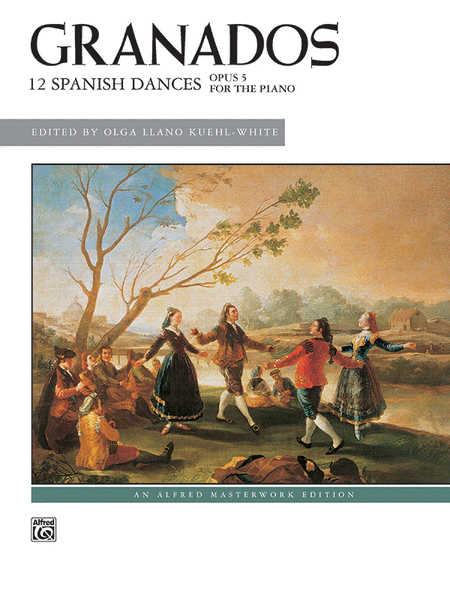 Twelve Spanish Dances, Op. 5