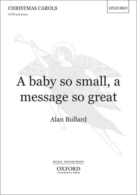 A baby so small, a message so great