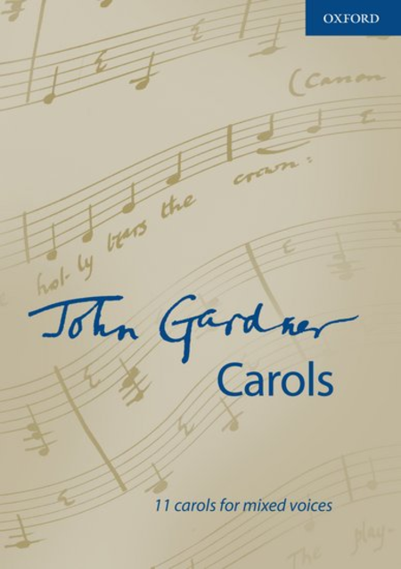 John Gardner Carols