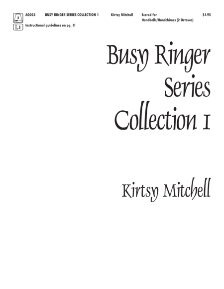 Busy Ringer Series - Collection 1