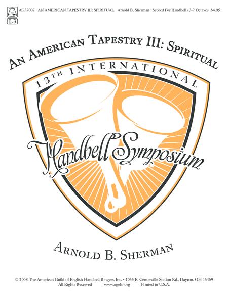 An American Tapestry III: Spiritual