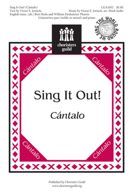 Sing It Out! (Cantalo)