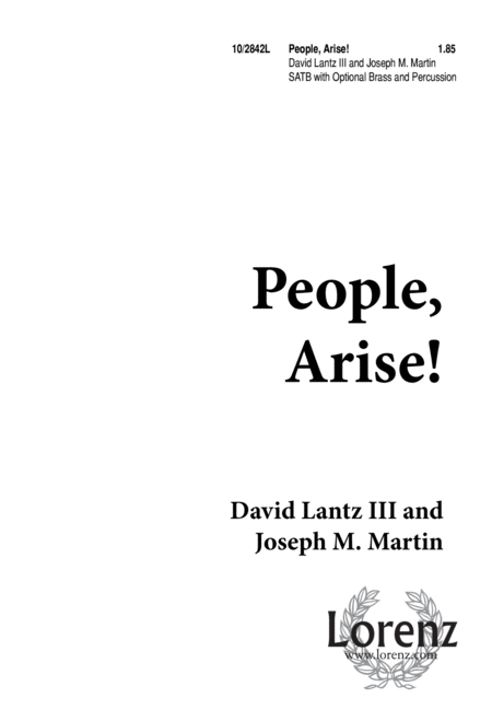 People, Arise