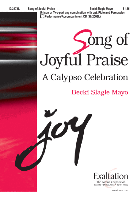 Song of Joyful Praise