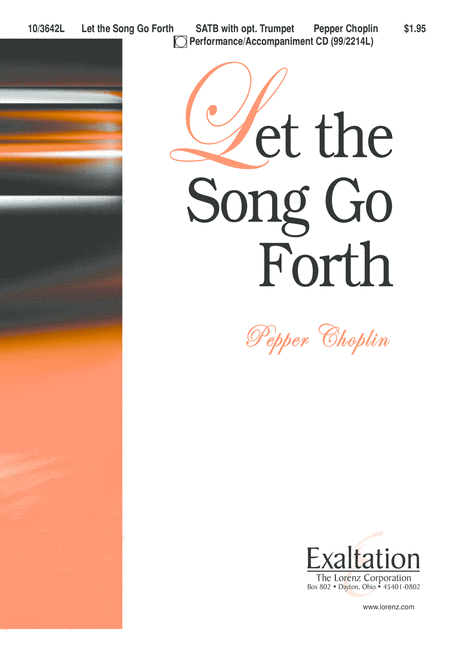 Let the Song Go Forth