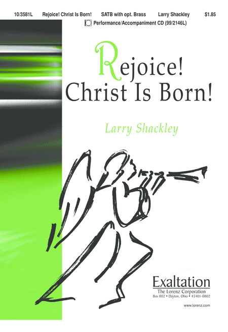 Rejoice! Christ Is Born!