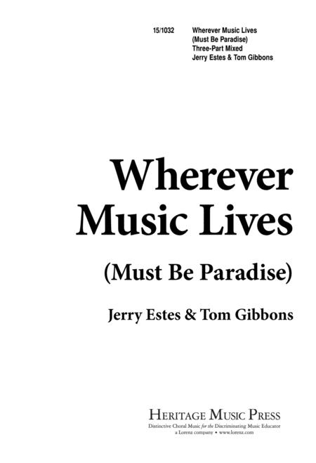 Wherever Music Lives
