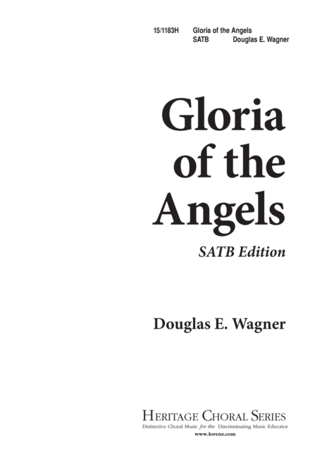 Gloria of the Angels
