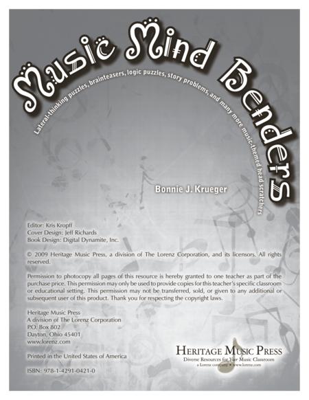 Music Mind Benders