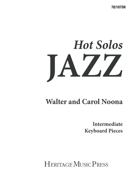 Hot Solos Jazz