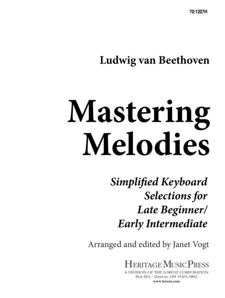 Mastering Melodies: Ludwig Van Beethoven