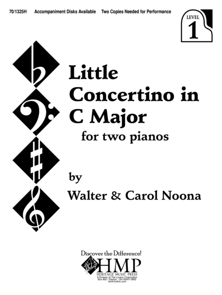 Little Concertino in C Major