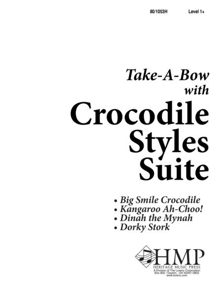 Crocodile Styles Suite