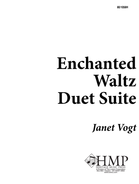 Enchanted Waltz Duet Suite