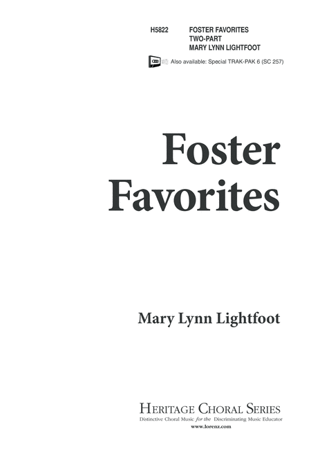 Foster Favorites