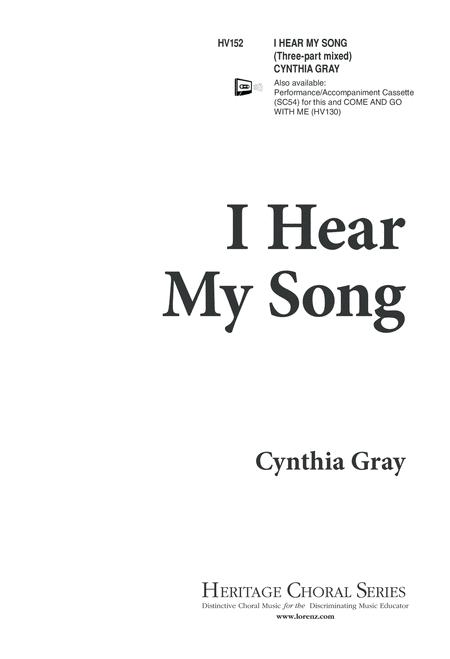 I Hear My Song