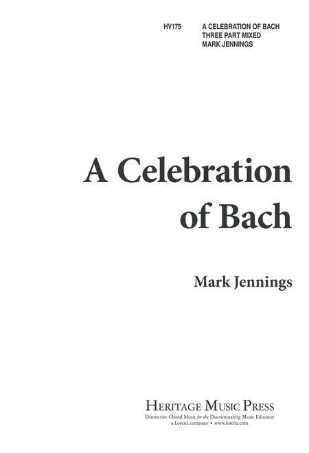 A Celebration of Bach