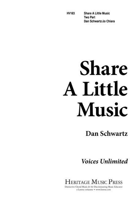 Share a Little Music
