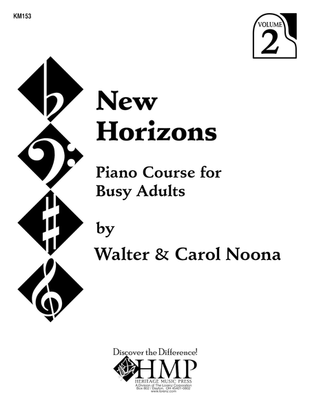 New Horizons Vol 2