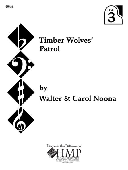 Timber Wolves Patrol