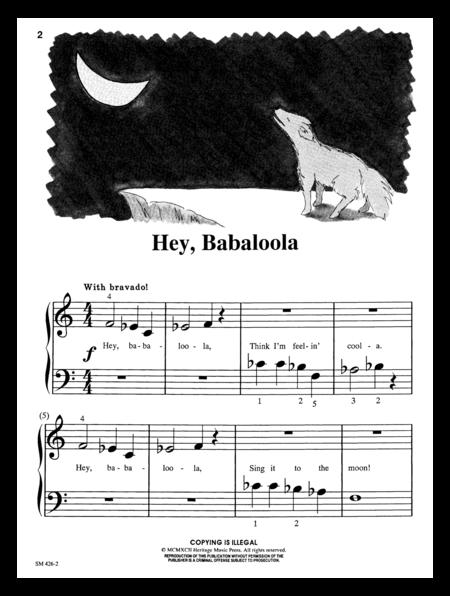 Hey, Babaloola!
