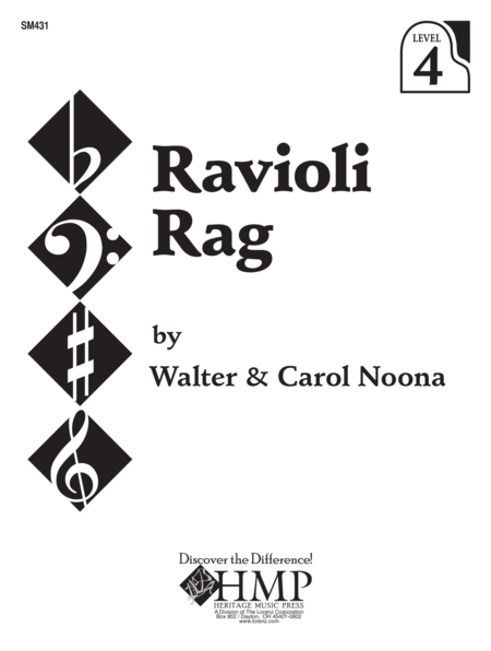 Ravioli Rag