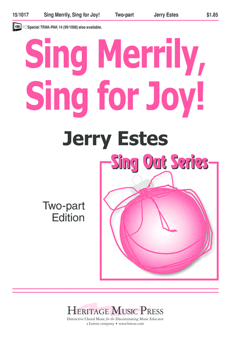 Sing Merrily, Sing for Joy