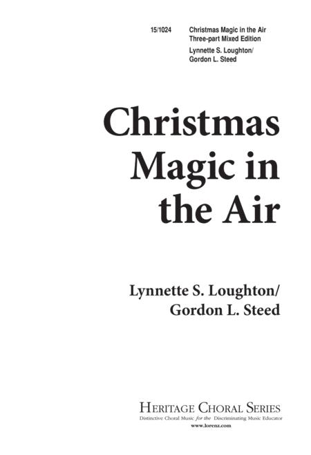 Christmas Magic in the Air