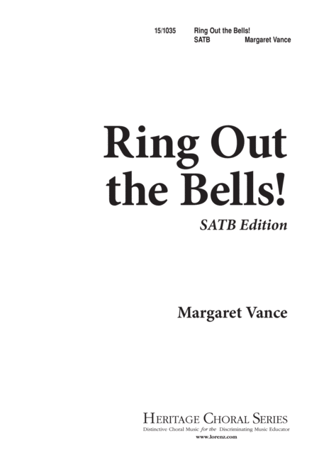 Ring Out the Bells
