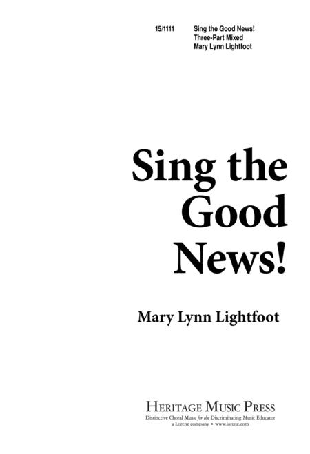 Sing the Good News