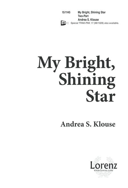 My Bright Shining Star