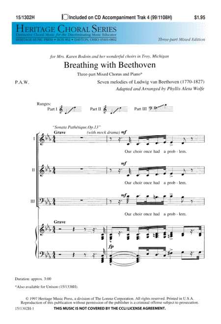 Breathing with Beethoven