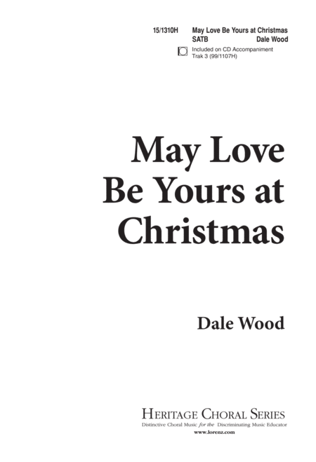 May Love be Yours at Christmas
