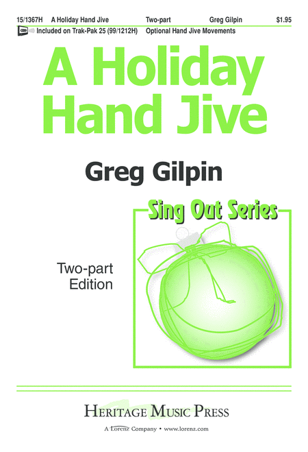 A Holiday Hand Jive