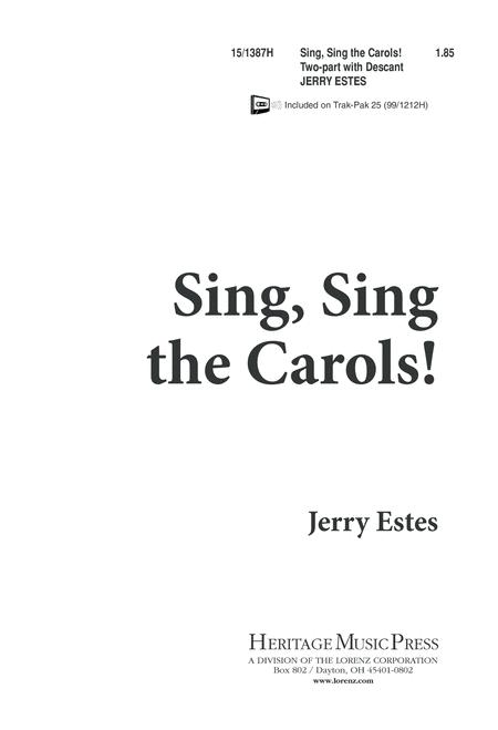 Sing, Sing the Carols
