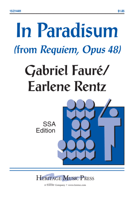 In Paradisum (from Requiem, Opus 48)