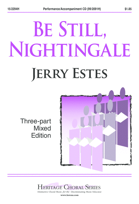 Be Still, Nightingale