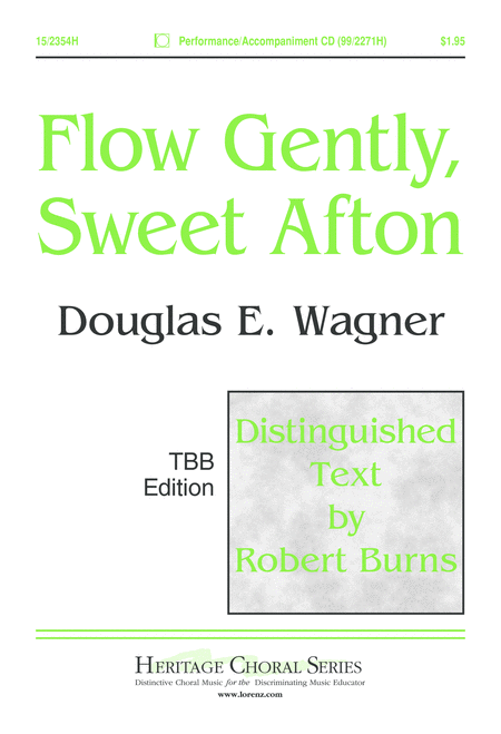 Flow Gently, Sweet Afton