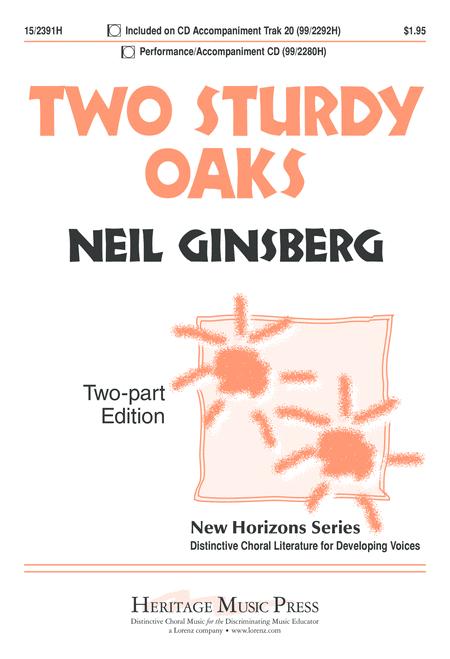 Two Sturdy Oaks