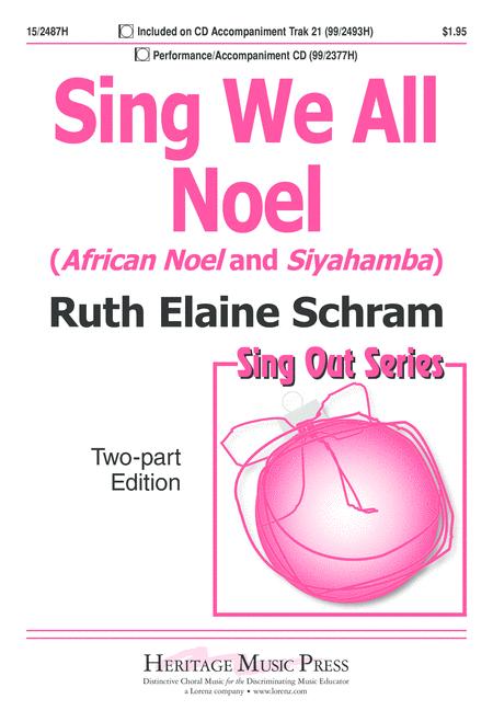 Sing We All Noel