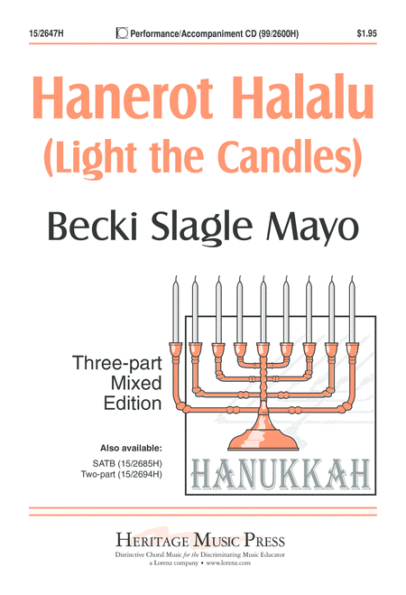 Hanerot Halalu (Light the Candles)