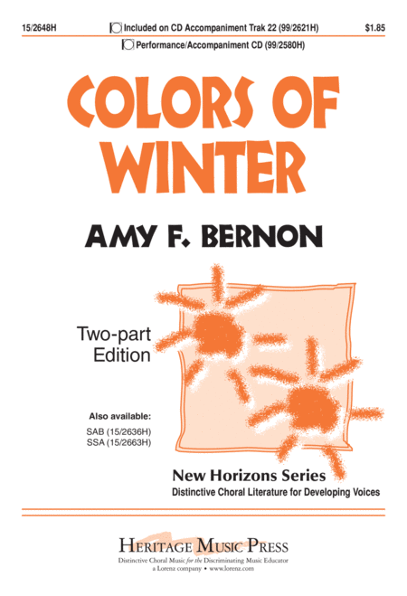 Colors of Winter